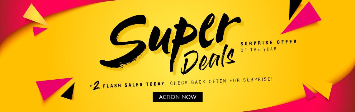 NOV Flash Sales 3