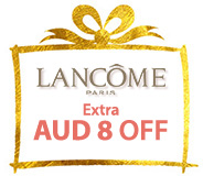 SAVE USD5 on LANCÔME NOW!