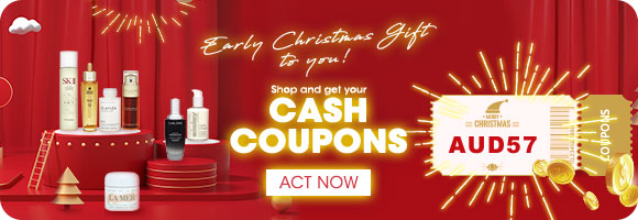 Early Christmas Gift to you! Shop and get your CASH COUPONS ❤