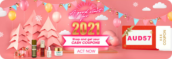 A good start for 2021 ✨ Shop and get your CASH COUPONS ❤