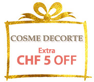 SAVE USD5 on COSME DECORTE NOW!