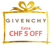 SAVE USD5 on Givenchy NOW!