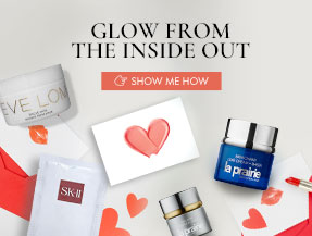 Glow From The Inside Out ♥ Get Yourself Ready for Valentine's Day