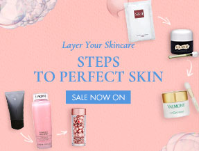 Layer Your Skincare 👸 Steps to Perfect Skin [SALE NOW ON]