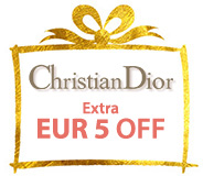 SAVE USD5 on Christian Dior NOW!