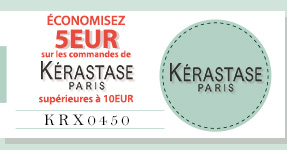 SAVE USD 5 on Kerastase Paris NOW!