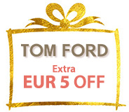 SAVE USD5 on Tom Ford NOW!