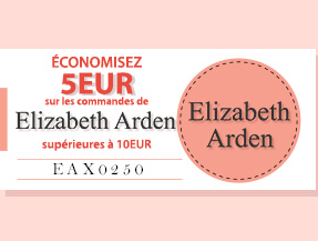 SAVE USD5 on Elizabeth Arden NOW!