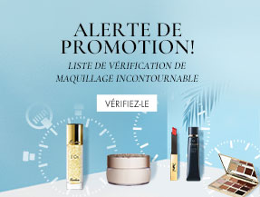 PROMOTION ALERT! 💋 Must-buy Makeup Checklist