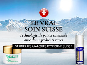 The True Swiss Skincare 🇨🇭 Combined advanced tech with rare ingredients