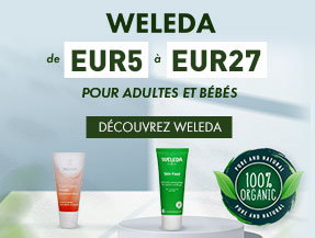 WELEDA 🌿 Celebrities Approved, Award Winning, Natural & Organic!