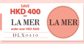 SAVE USD50 on La Mer NOW!