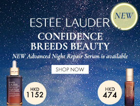 [Estée Lauder] Confidence breeds beauty
