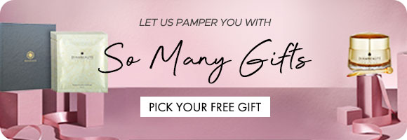 Let us pamper you with so many gifts🎁🎁🎁!  [PICK YOUR FREE GIFT]