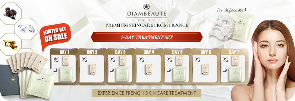 DIAMBEAUTÉ 7-Day Treatment Set