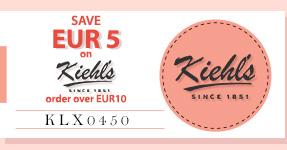 SAVE USD 5 on KIEHL'S