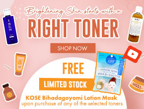 Toners with Free Gift