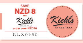 SAVE USD 5 on KIEHL'S