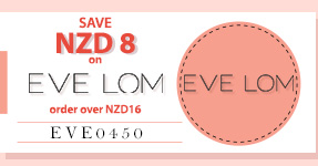 SAVE USD 5 on EVE LOM
