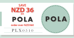 SAVE USD28 on Pola NOW!