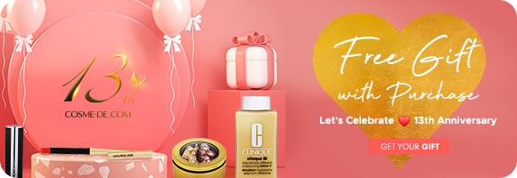 Let's Celebrate our 13th Anniversary ❤️ Free Gift with Purchase [GET YOUR GIFT]