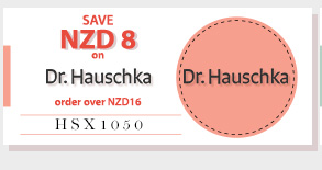 SAVE USD5 on Dr. Hauschka NOW!