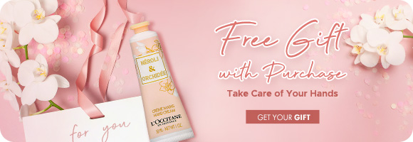 Take Care of Your Hands! Free Gift with Purchase