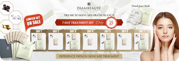 DIAMBEAUTÉ 7-Day Treatment Set