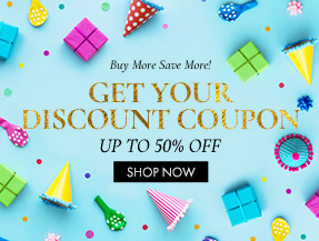 Get Your Discount Coupon🔥Buy More Save More! Up to 50% Off ● Shop Now>>