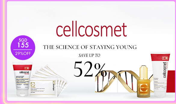 Mid-Year SUPER SALE: Cellcosmet