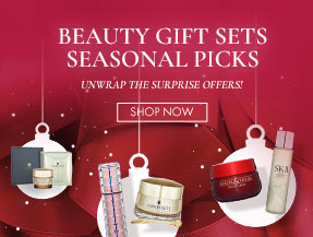 Beauty Gift Sets Seasonal Picks   Unwrap the surprise offers!