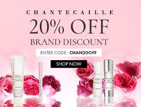 Chantecaille 20% OFF [Enter Code: CHAN20OFF]