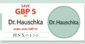 SAVE USD 5 on Dr. Hauschka