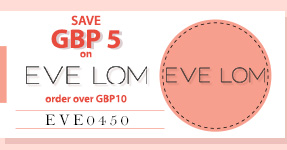 SAVE USD 5 on EVE LOM