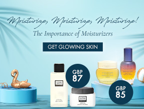 Moisturize, Moisturize, Moisturize! The Importance of Moisturizers  [Get Glowing Skin]