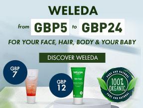 WELEDA 🌿 Celebrities Approved, Award Winning, Natural & Organic!