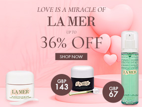 Love is a Miracle of La Mer ❤️