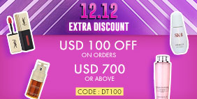 12.12 EXTRA DISCOUNT・Crazy Offer