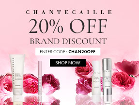 Chantecaille 20% OFF [Enter Code: CHAN20OFF]