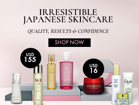 Irresistible Japanese Skincare - Quality, Results & Confidence  [SHOP NOW]