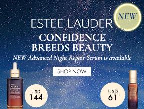 [Estée Lauder] Confidence breeds beauty