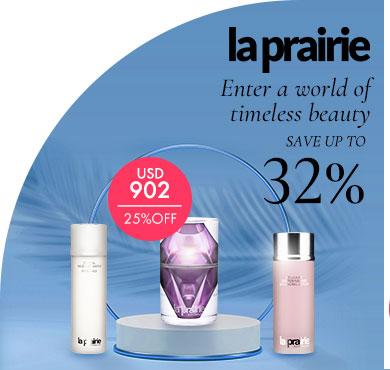 La Prairie Anniversary SALE