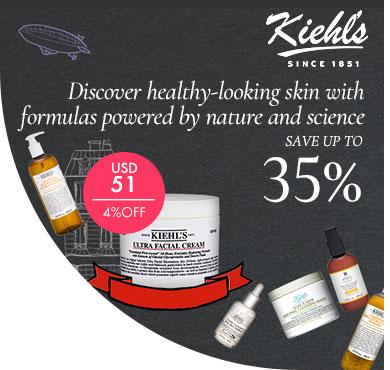Kiehl's Anniversary SALE