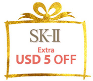 SAVE USD5 on SK-II NOW!