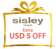 SAVE USD5 on Sisley NOW!