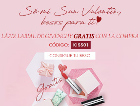 Be my Valentine, Kisses for you! FREE Givenchy lipstick with purchase