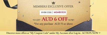 Member Code Promotion