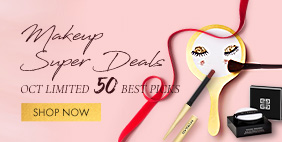 [Makeup Super Deals] OCT Limited 50 Best Picks ►SHOP NOW►