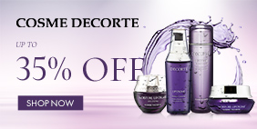 ?COSME DECORTE?Long-Lasting Hydration For Supple Skin, Shop Now >>