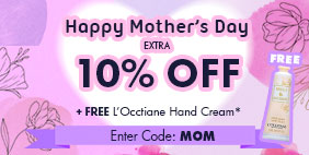 Mother's Day Extra Discount